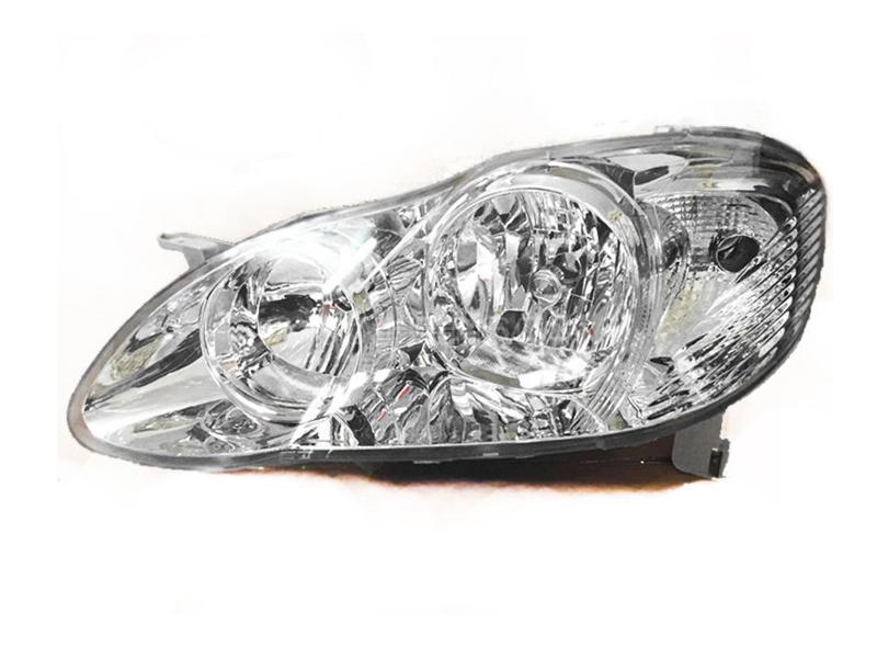 Depo Headlight For Toyota Corolla 2002-2008 LH Image-1
