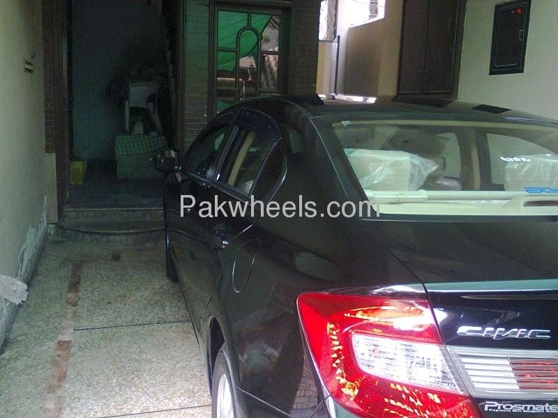 Honda Civic VTi Oriel Prosmatec 1.6 2013 Image-3
