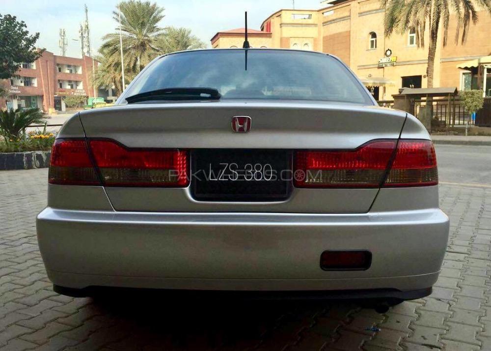 Honda accord 2001 for sale in rawalpindi pakwheels honda accord 2001 publicscrutiny Image collections