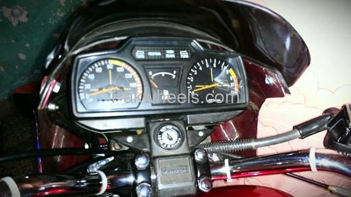 Kawasaki GTO 125 1992 Image-2