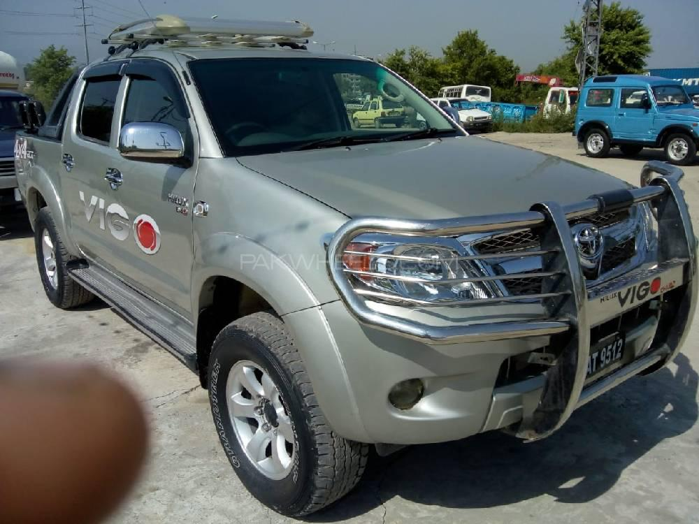 Toyota Hilux 2007 Image-1
