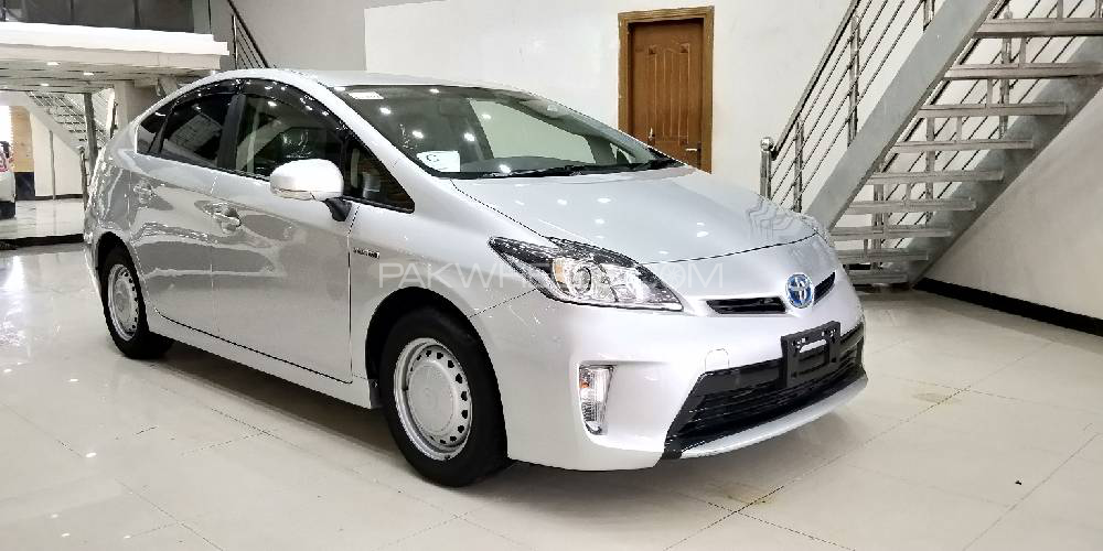 Toyota Prius S My Coorde 1.8 2015 Image-1