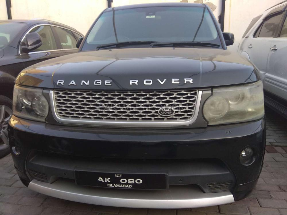 Range Rover Sport Supercharged 4 2 V8 2008 For Sale In