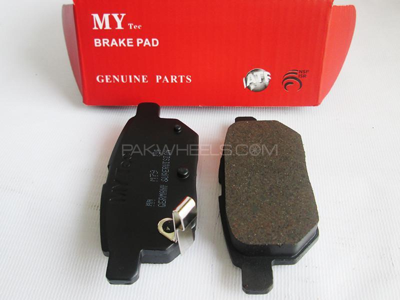 MyTec Disk Pad Toyota Vitz 2005-2011 Image-1