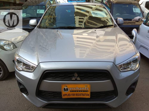 Mitsubishi RVR 