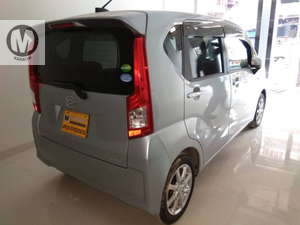 Daihatsu Move X SA 