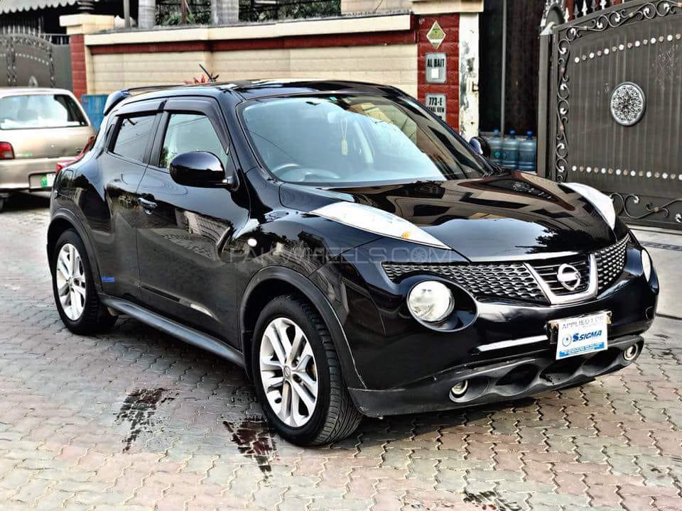 Nissan Juke 15RS Type V 2011 Image-1
