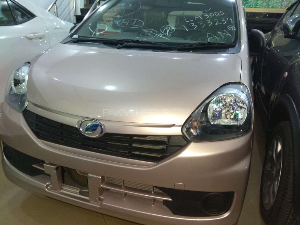 Daihatsu Mira ES 2015 Image-1