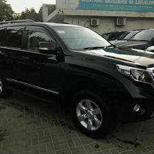 Used Toyota Prado TX Limited 2.7 2014