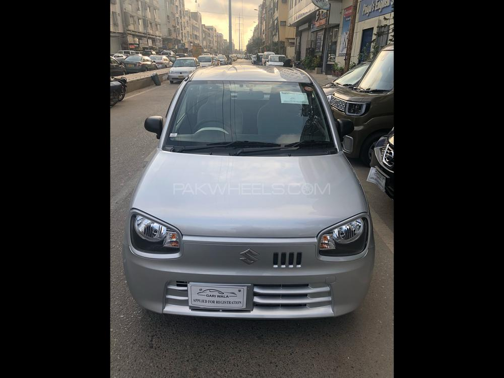 ®GARIWALA® Suzuki Alto, 660C.c, Petrol Silver Metallic, F-Package, Model 2016, Fresh cleared/import 2018, Original Auction Sheet ( verifiable ), Original 2600 K.M ( Verifiable )(0-meter), Tiptronic  Gear Shift Technology, Air-Conditioning, Original Smart Key Central Locking, Original Japanese Brand New Tyres,  Traction Control, Power Steering, Front Power Windows,  Safety Air-Bags,  Original CD-Player( Japanese fitted),