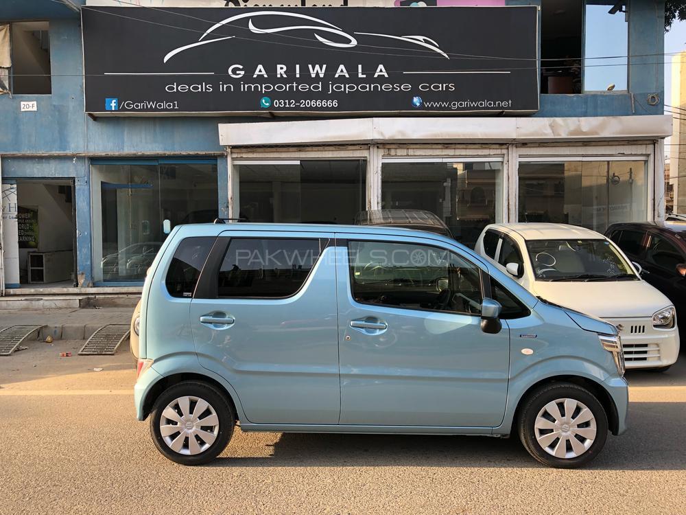 Used Suzuki Wagon R For Sale At Gariwala Karachi