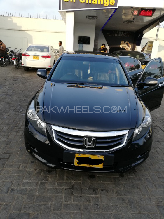 Honda Accord Type S Advance Package 2011