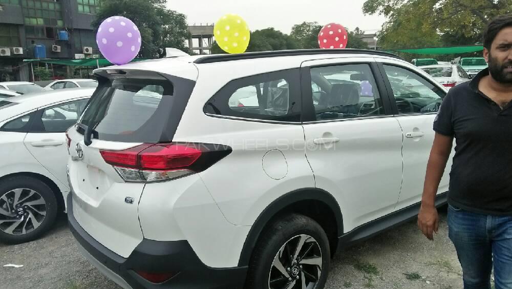 Toyota Rush X Smart Edition 2018 Image-1