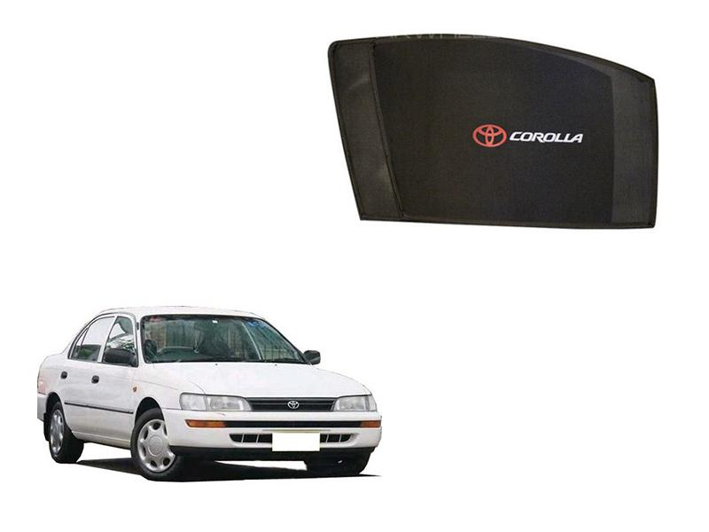 Toyota Corolla 1996-2000 Side Shades in Lahore