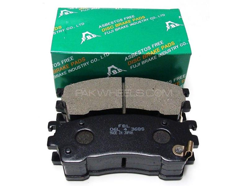 FBL Japan Front Brake Pads For Suzuki Liana 2006-2014 in Karachi