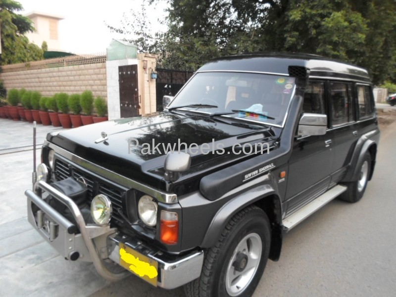 used nissan patrol 1992 car for sale in lahore