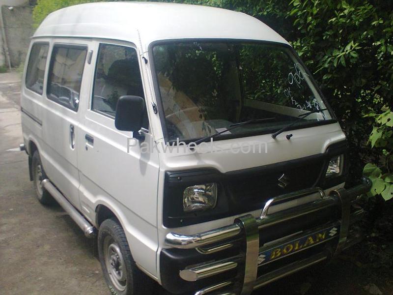 Suzuki Bolan 2013 Image-2