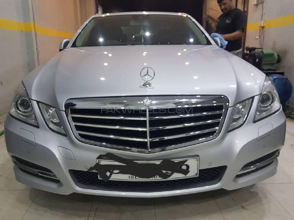 Mercedes For Sale >> Mercedes Benz E Class E200 2010 For Sale In Lahore Pakwheels