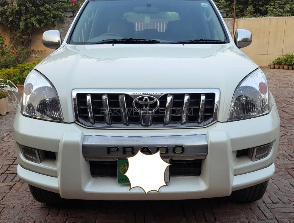 Toyota Prado 2006 Image-1