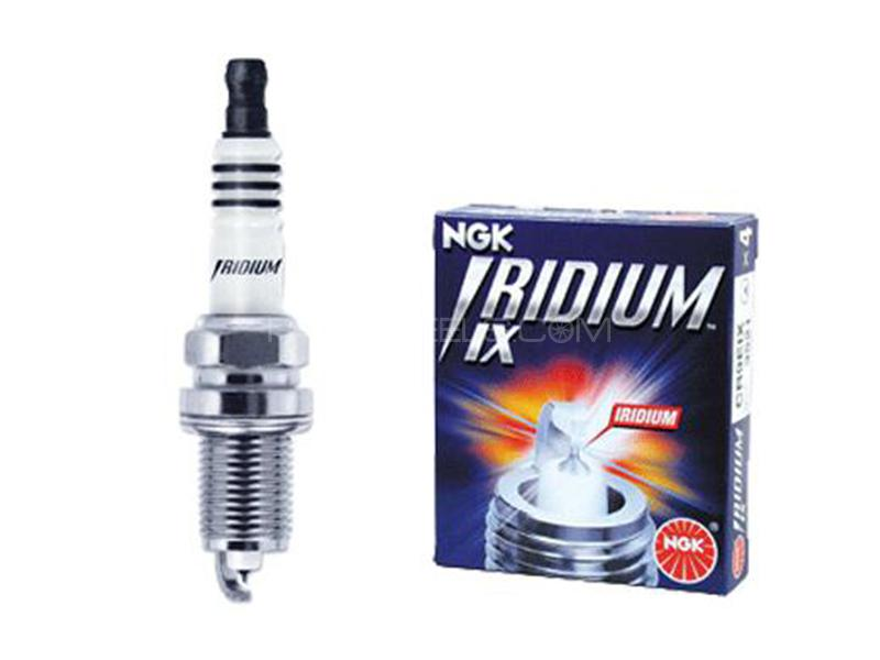 NGK Iradium Spark Plug For Toyota Belta 2005-2012 - 3 Pcs in Karachi
