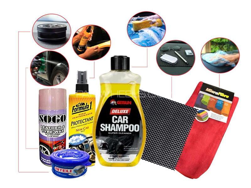 Complete Car Care Kit  Image-1