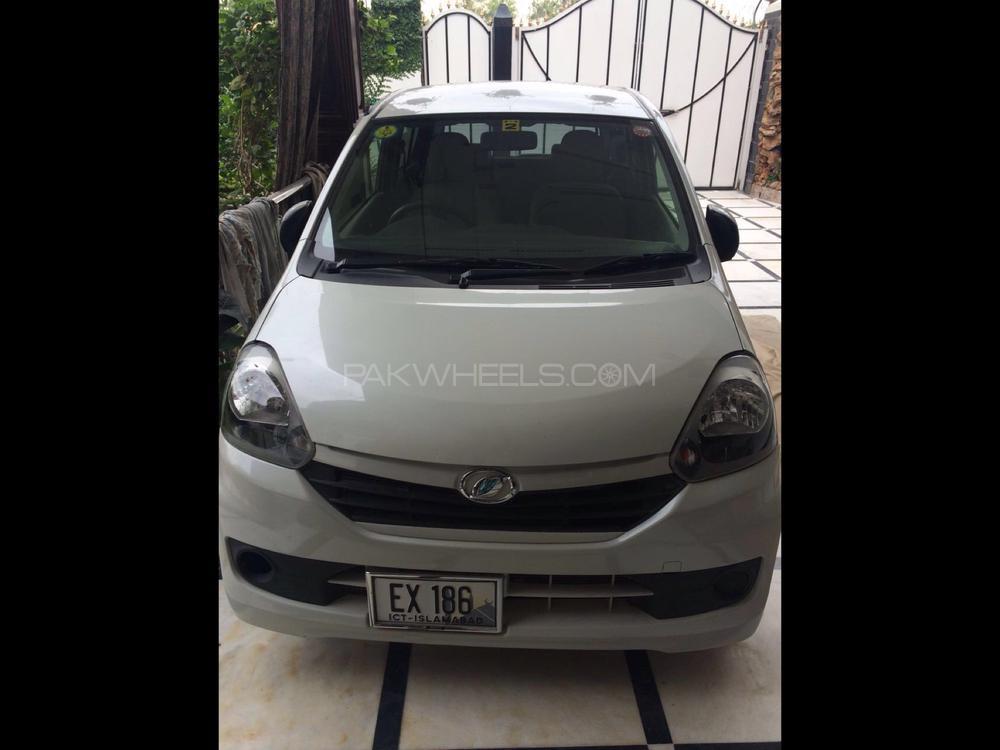 Toyota Pixis Epoch GSA 2013 Image-1
