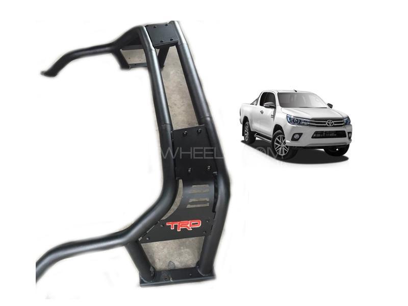 Trd Roll Bar For Toyota Revo 2015-2018 Image-1
