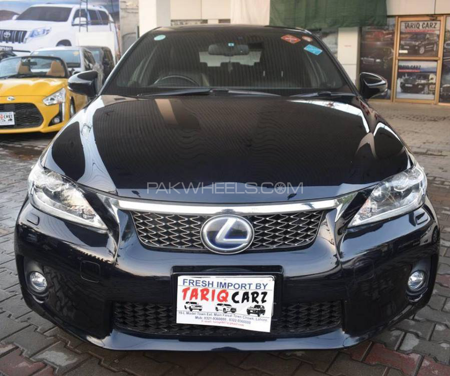 2011 Lexus Ct Suspension: Lexus CT200h F Sport 2011 For Sale In Lahore