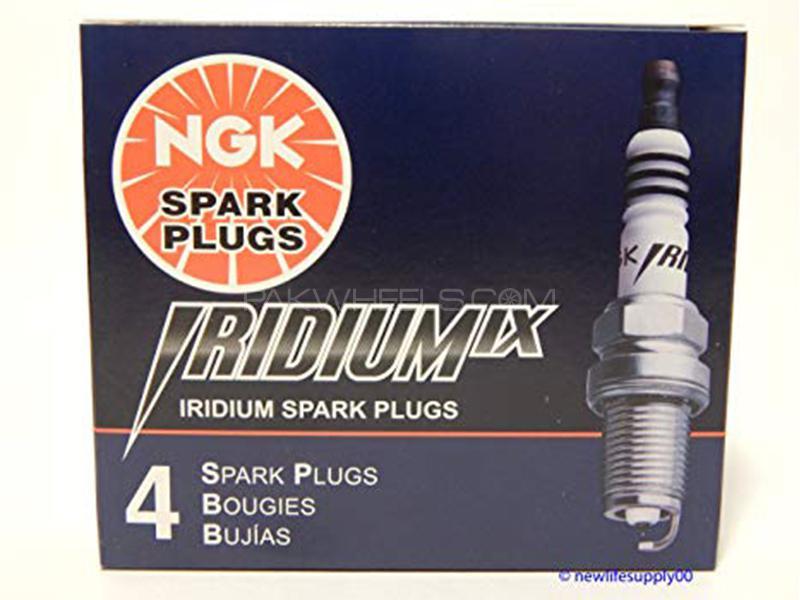 NGK Iradium Plug 3521 - 4 Pcs Image-1