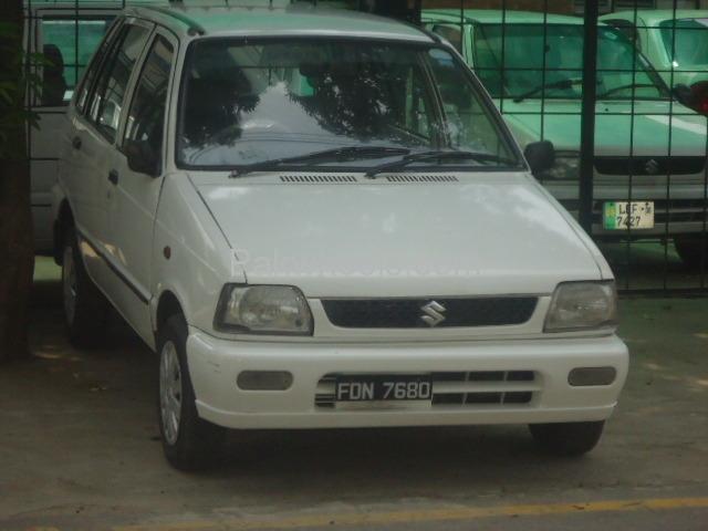Suzuki Mehran VX 1992 Image-7