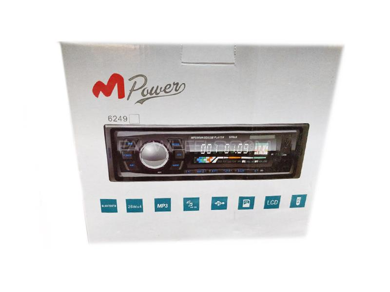 Mpower Mp3 Player With Bluetooth Image-1