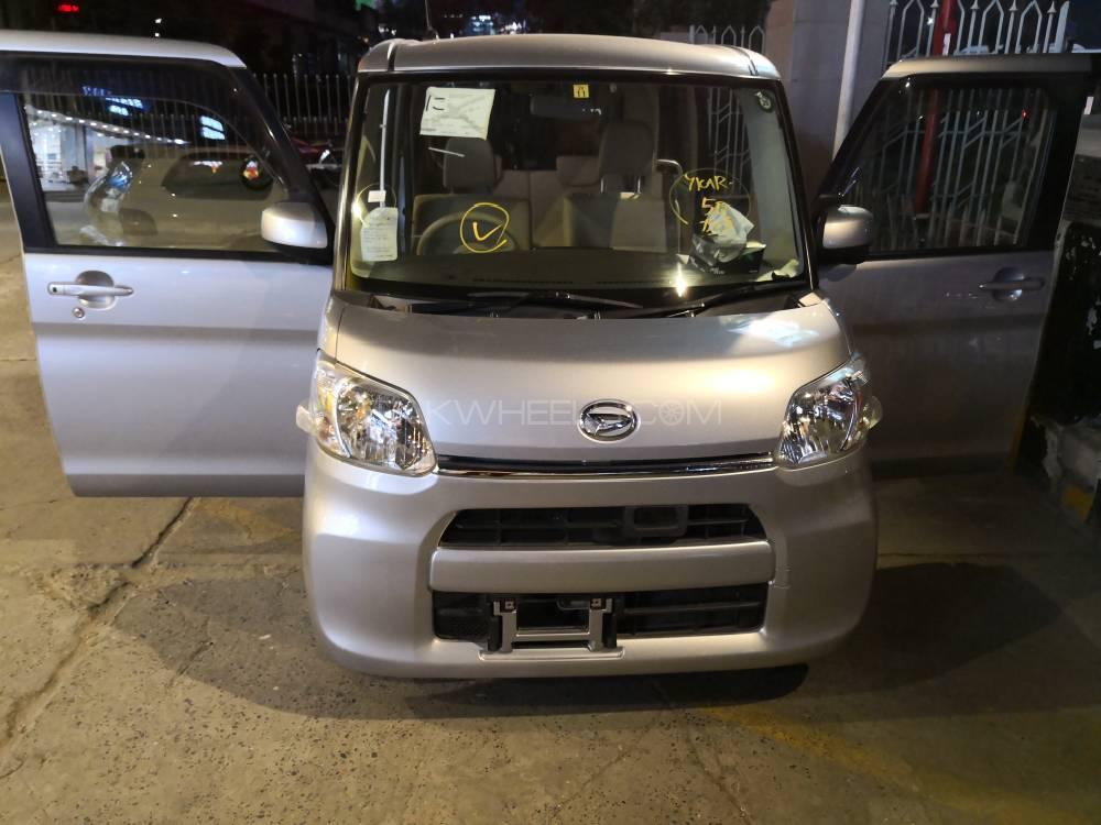 Daihatsu Tanto 2014 Image-1