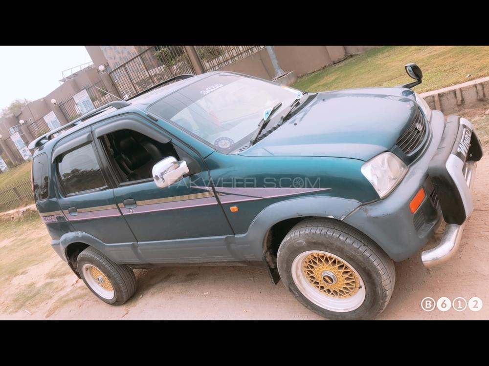 Daihatsu Terios 4x4 2008 For Sale In Rawalpindi