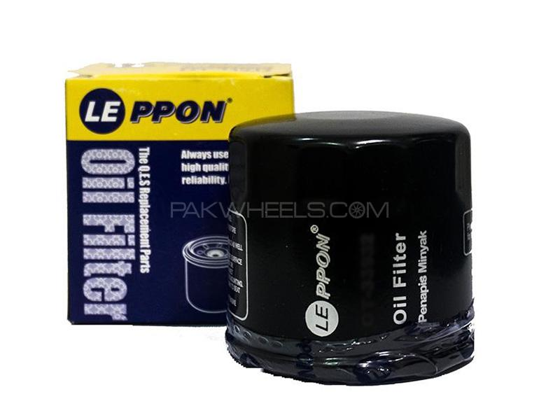 Leppon Oil Filter For Toyota Prado 2700cc Metal 2009-2014 Image-1