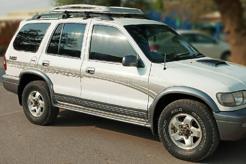 KIA Sportage 2.0 LX 4x4 2004 For Sale In Multan