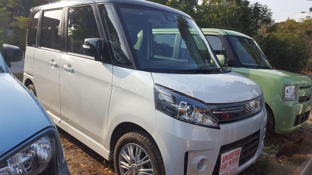 Suzuki Spacia X 2018 Image-1