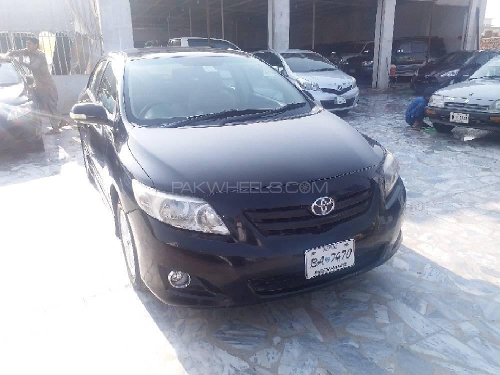 Toyota Corolla 2.0D Saloon 2009 Image-1