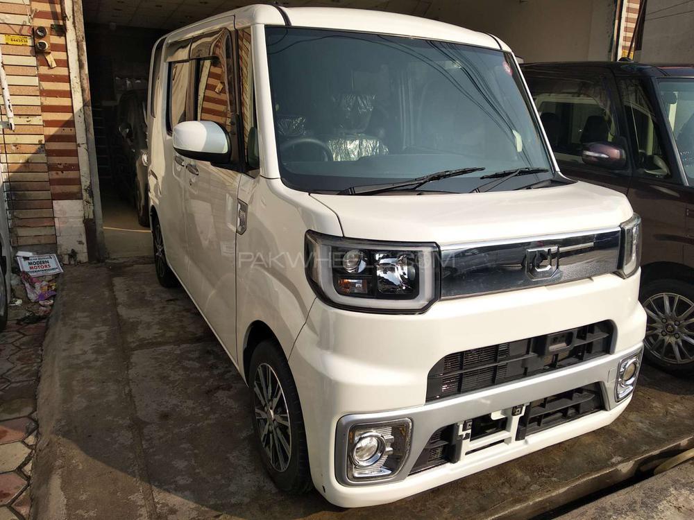 Daihatsu Wake 2015 For Sale In Lahore