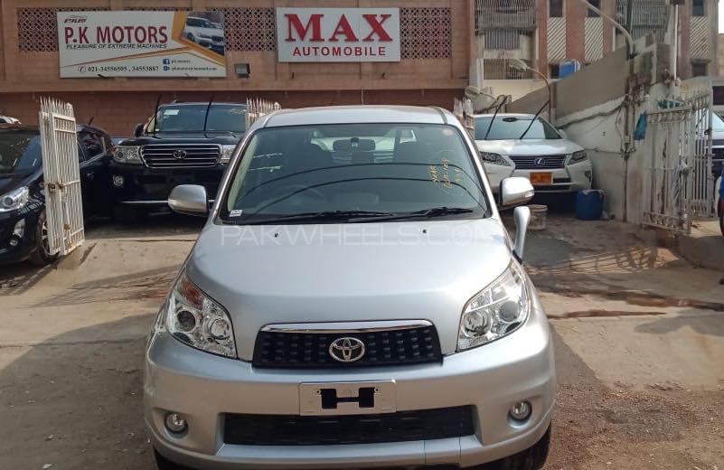 Toyota Rush X 2013 Image-1