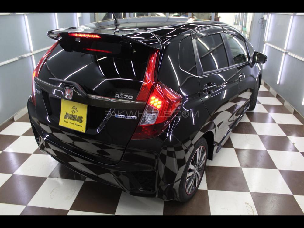 Honda Fit X 2014