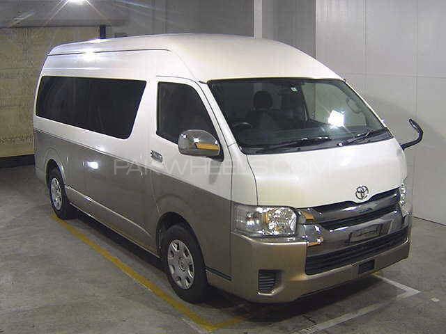 Toyota Hiace Standard 2.7 2014 Image-1