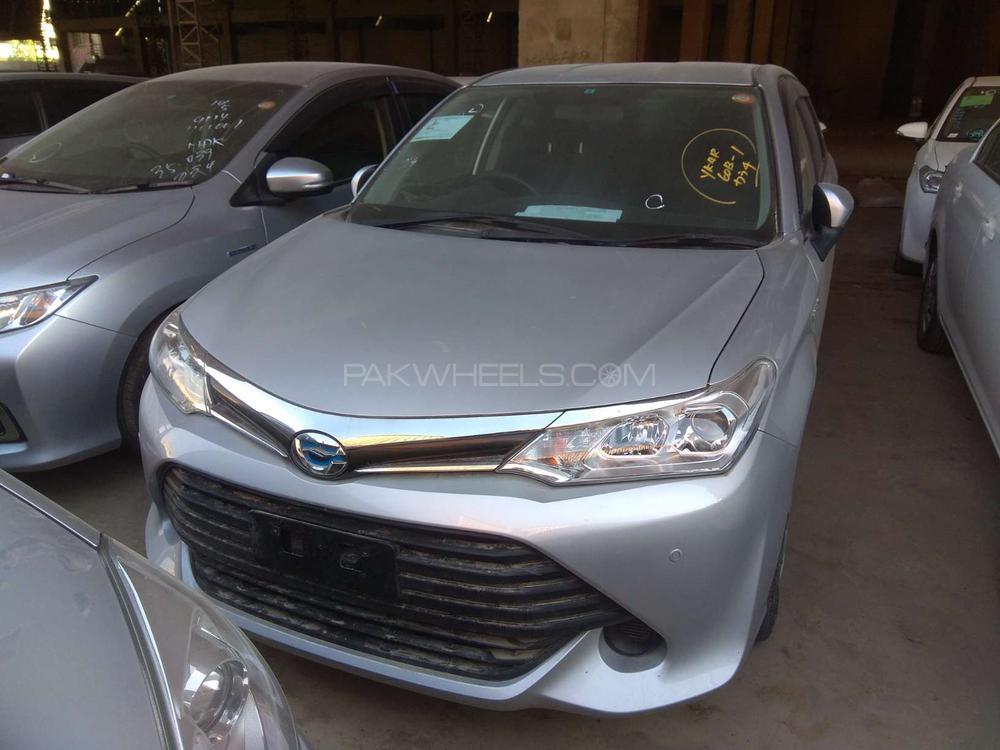 Toyota Corolla Fielder G 2015 Image-1