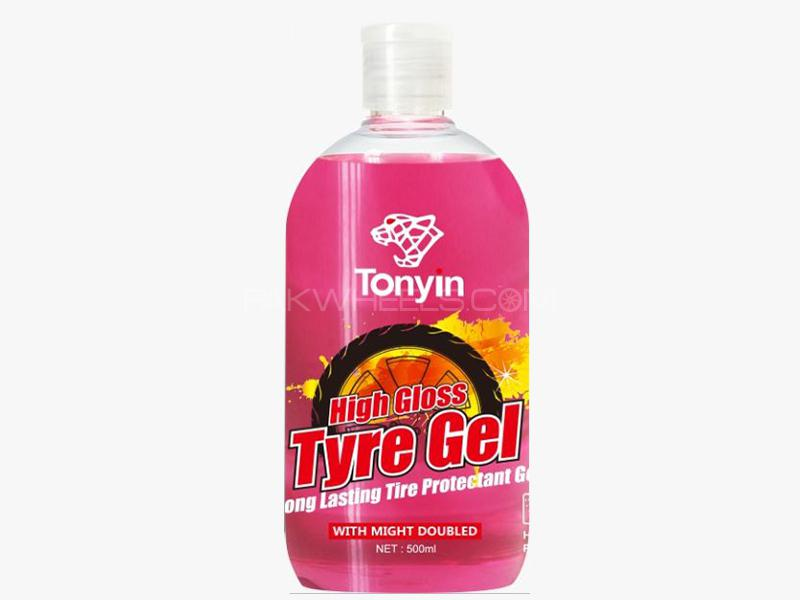 Tonyin Water Based High Gloss Tyre Gel 500ml in Lahore