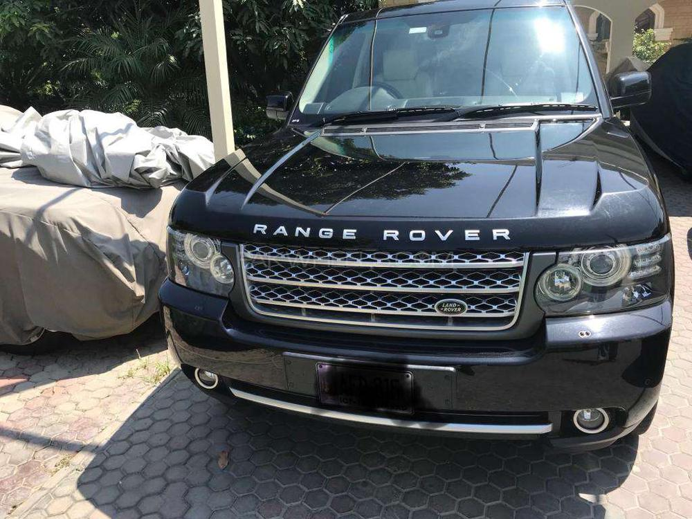 Range Rover Autobiography 2011 for sale in Lahore | PakWheels