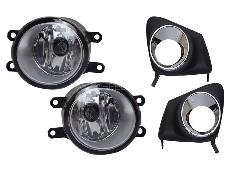 Bugatti Fog Lamps For Toyota Corolla 2008-2014 - TY-293E Image-1