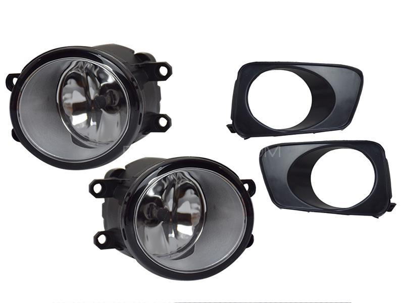 Bugatti Fog Lamps For Toyota Corolla Axio 2006-2012 - TY-244E Image-1