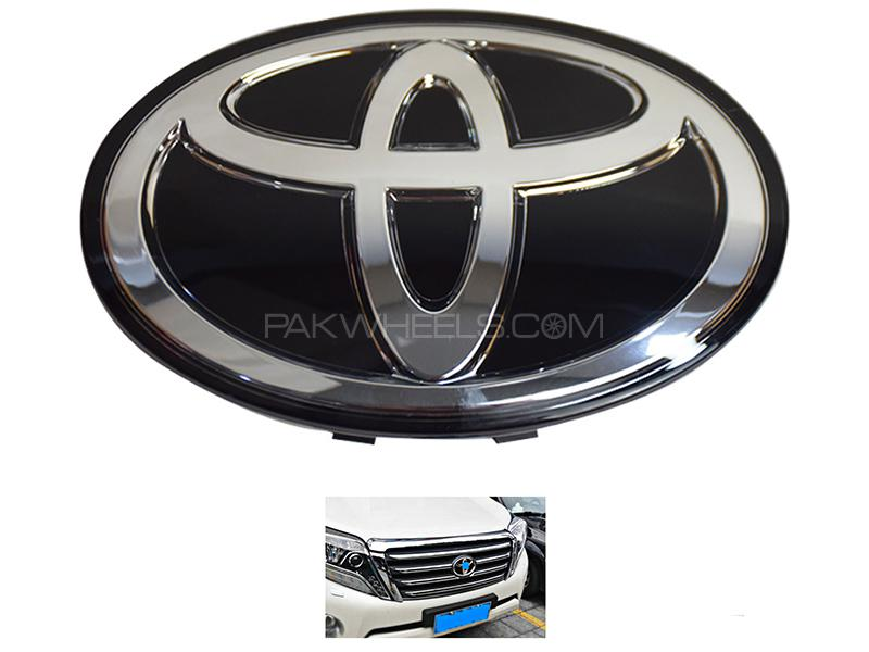 Buy Toyota Emblem For Land Cruiser Prado In Pakistan Pakwheels