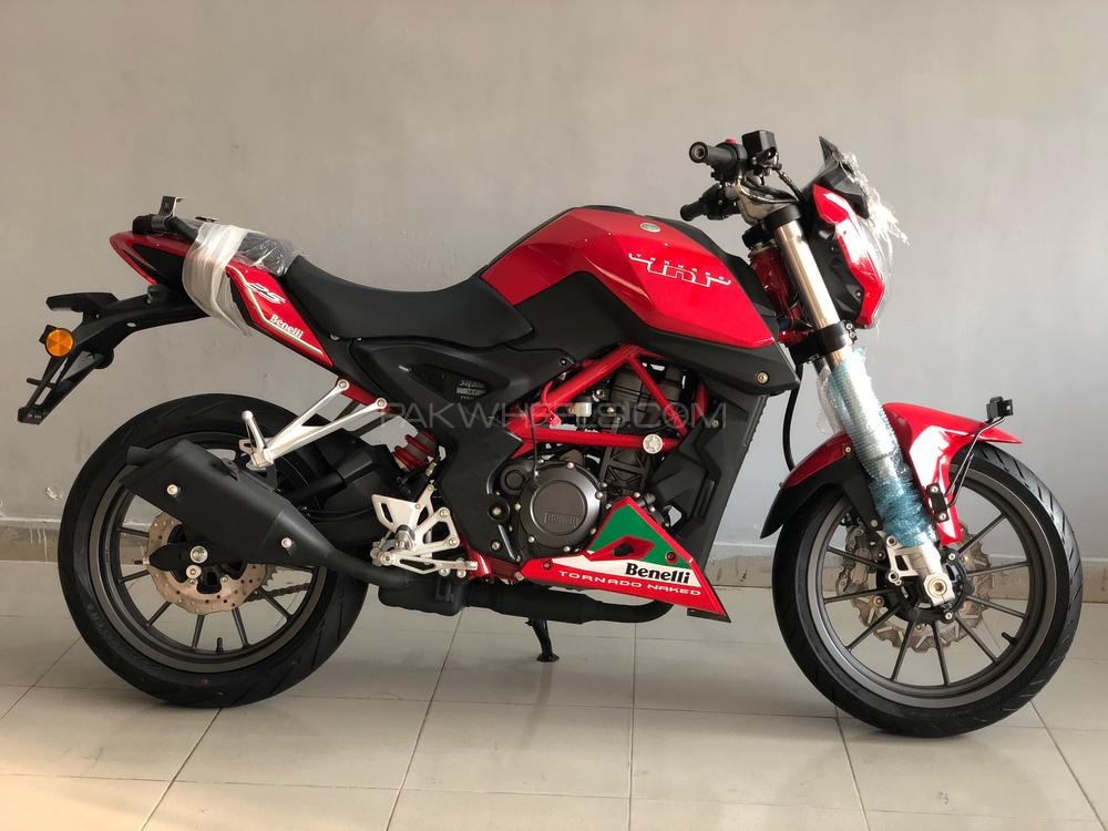 Used Benelli TNT 25 2018 Bike For Sale In Lahore