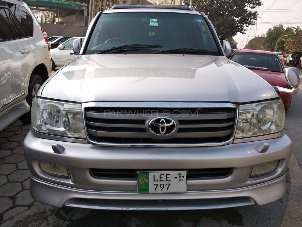 toyota land cruiser amazon 4 2d 2000 for sale in lahore. Black Bedroom Furniture Sets. Home Design Ideas