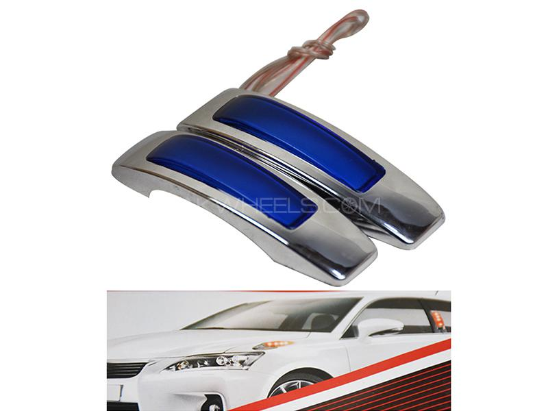 Universal Parking Assistant Light - Blue Image-1